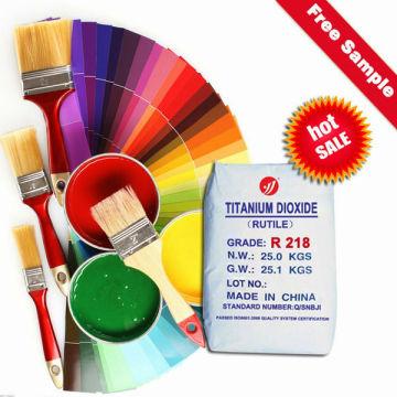 Allgemeine Verwendung Titandioxid Rutil Sr-236