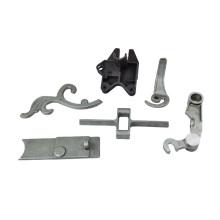 Fundición de metal de acero personalizado para carretilla elevadora