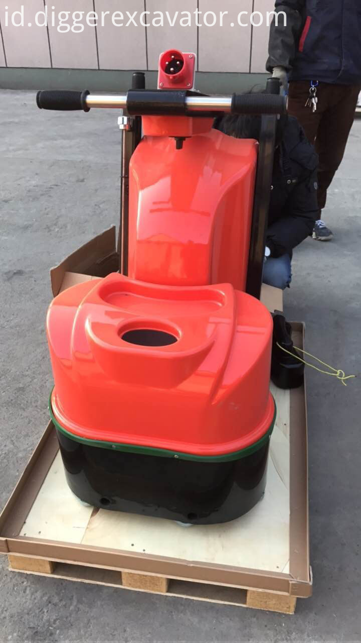 cement concrete floor polisher polishing machine