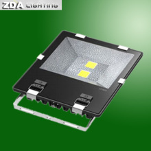 Lâmpada de inundação de LED de 100 watts para iluminação exterior