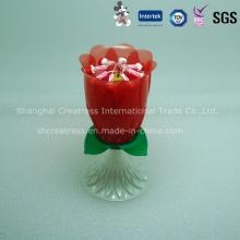 Herstellung Top-Qualität konkurrenzfähiger Preis Eco-Friendly Wachs Blume Bouquet Kerze