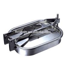 Нержавеющая сталь цистерна крышка люка машина для сосуда высокого давления