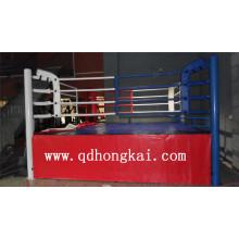 Anillo De Boxeo Profesional, Cuerdas De Anillo De Boxeo, Anillo De Boxeo Usado para la venta