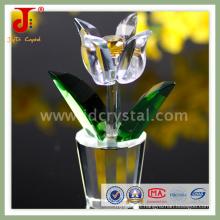 Artificial K9 Crystal Flower for Gift (JD-CF-302)