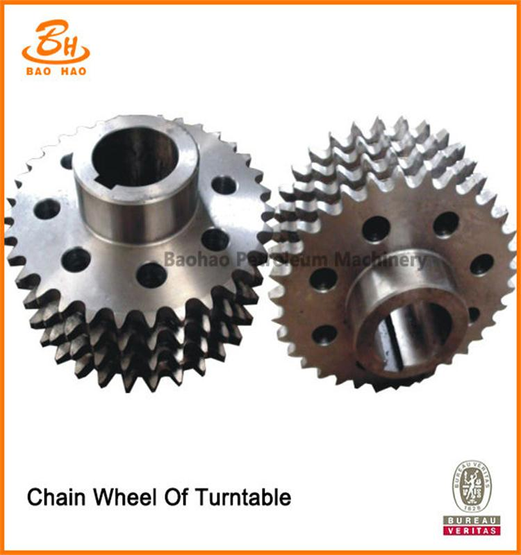 Chain Wheel Of Turntable