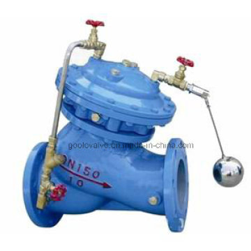 F745X/H103X Diaphragm Type Remote Control Float Valve for Water-Level Control