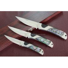 420 faca dobrável do aço inoxidável (SE-0260)