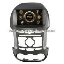 Système de navigation de voiture de la meilleure qualité de wince 6.0 pour le Ford Ranger avec le GPS / Bluetooth / Radio / SWC / Internet virtuel 6CD / 3G / ATV / iPod / DVR