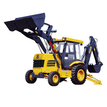 Chinese cheap backhole Wheel Loader XT870 with lowest price