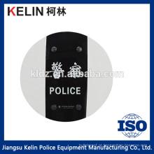 Escudo redondo do motim FBP-TS-KL01