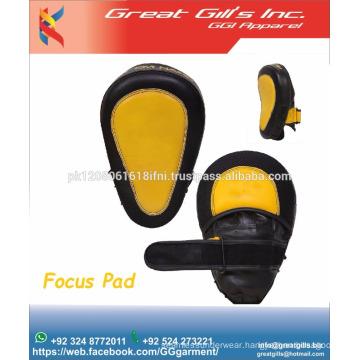 MMA, Boxing Training Equipment/ Curved Taekwondo Focus Mitt/Kicking Pad/Kickboxing Kicking Target/ Punching Pad
