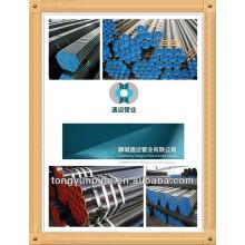 Tongyun Marke EN 10297 nahtloses Stahlrohr