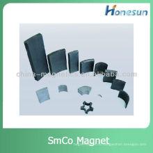 сегмент smco r16x28x3.4x45mm Самарий Кобальт магнит smco