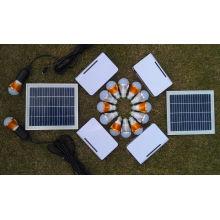 Солнечная Система Зарядки Аккумулятора Освещения