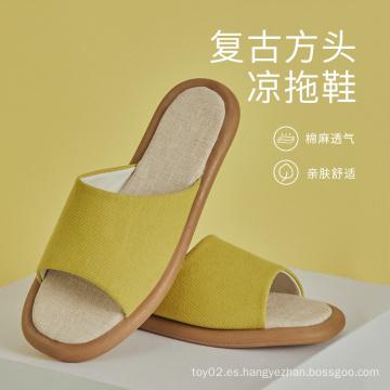 Inicio Zapatillas de interior antideslizantes para mujer