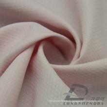 Imperméable à l'eau et à l'extérieur Vêtements de sport en plein air Veste en coton tissé en diamant Jacquard 100% Polyester Pongee Fabric (E053FD)