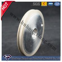 Rueda del borde del lápiz del diamante de la alta calidad para la máquina del CNC
