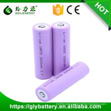 Wholesale li-ion battery 18650 3000mah battery 3.7v