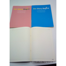 High Quality and Hot Sell Soft Cover Notebooks