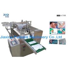 Povidone Iodine Prep Pad Packaging Machine