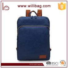 Fabricante Atacado Laptop Mochila PU Faculdade Bags Travel Bag