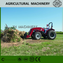 Paddy Field Used Red Farm Tractor For Hot Sale