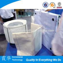Tissu filtrant en sergé PP pour l'industrie du ciment