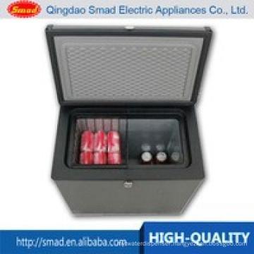 Big capacity best price LPG gas powered kerosene chest display freezer