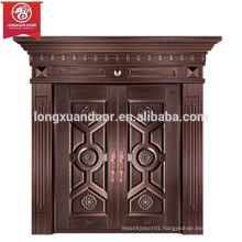 Custom Entrance Doors, Swing Bronze Door