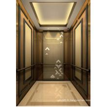 Ascenseur d'ascenseur de passager Ascenseur d'ascenseur résidentiel Hl-X-016