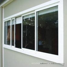 Energie-effiziente Low-E-Glas-Schiebefenster