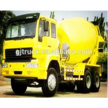 2018 NEW 6x4 HOWO 10m3 camión hormigonera / HOWO camión de cemento / HOWO camión mezclador / HOWO a granel mezclador / mezclador camión HOWO camión mezclador