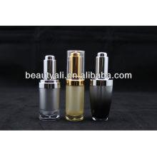 15ml 30ml emballage cosmétique bouteilles à gazon acrylique