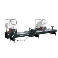 LJZ2--450X3700  door window double head cutting saw machine