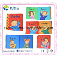 Family Relation Recognition Cloth English Book Baby Educatinal Book