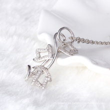 Especial ! Tailandia 925 plata esterlina colgante collar de joyas de peso pesado