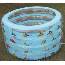 New 4 Layers Inflatable Round Baby Water Pool