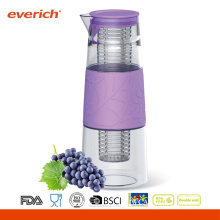 1000ml Hotsale Everich High Grade BPA Free Unbreakable Glass Bottle