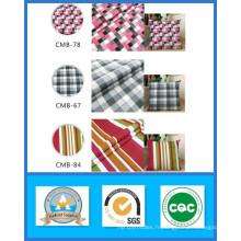 Mille Modèles Vente Chaude Stock 100% Coton Imprimé Tissu Toile Poids 191GSM Largeur 150 cm