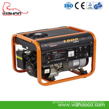 1kw1.5kw Portable Power Gasoline Generator, Home Generator with CE (WK1500)