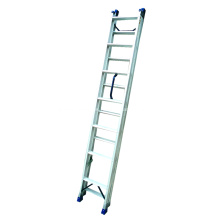 Escalera de aluminio anodizados perfiles