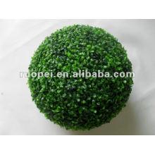 Decorative Plastic Artificial Grass Ball