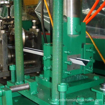Machine de Racks Angle fendue
