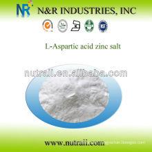 Reliable supplier and high quality L-Aspartic acid zinc salt