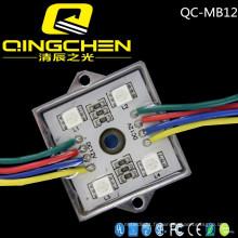 5050SMD Ce & RoHS annonce Signalisation à plein écran LED couleur