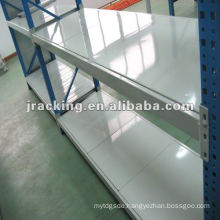 Jracking warehouse light duty long span color coated corrugated roofing sheet
