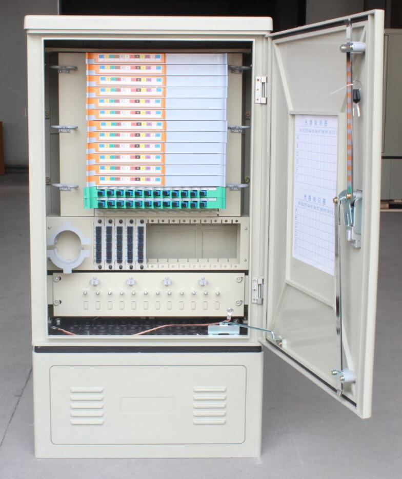 Sc Ftth Box Outdoor Network Cabinet