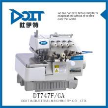 4 hilo que recolecta el motor de ahorro de energía de la impulsión directa de la máquina de Overlock DT747F / GA para la venta