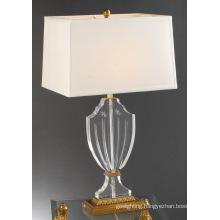Crystal Brass Table Light (TL1632)