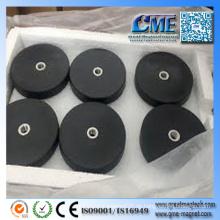 1 Magnet Neodym-Gummi-beschichtete Neodym-Magnete